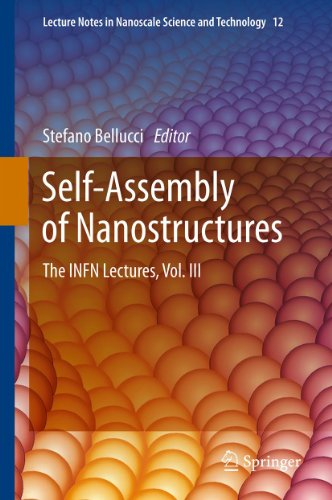 Self-Assembly of Nanostructures: The INFN Lectures, Vol. III (Lecture Notes in Nanoscale Science and Technology Book 12) (English Edition)