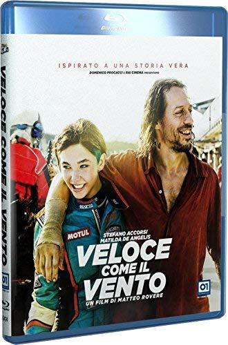 Italian Race (2016) ( Veloce come il vento ) (Blu-Ray)
