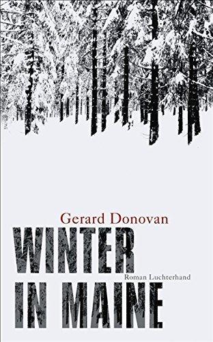 Buchseite und Rezensionen zu 'Winter in Maine' von