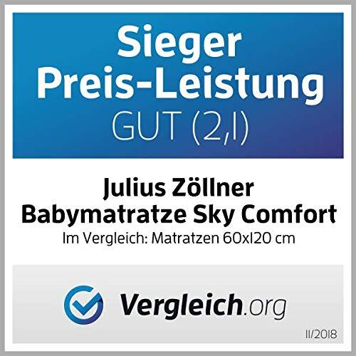 Julius Zöllner Babymatratze Sky Comfort | 70 x 140 cm | 7470200000