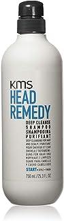 KMS Head Remedy Deep Cleanse Shampoo, 25.3 Fl Oz
