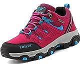 Lvptsh Zapatillas de Trekking para Hombre Botas de Montaña Zapatillas de Senderismo Calzado de...