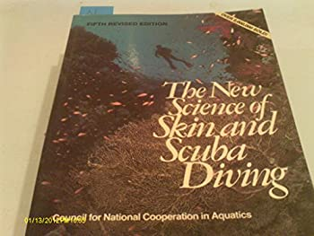 Paperback The New Science of Skin and Scuba Diving Book