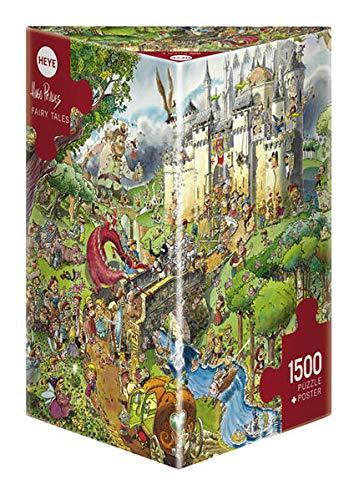 Heye - Heye-29414 - Puzzle Classique - Fairy Tales - Prades - 1500 Pièces