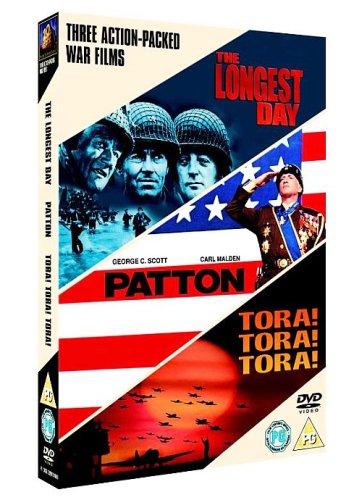 The Longest Day/Patton/Tora! Tora! Tora!