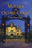Image of Murder at Ochre Court (A Gilded Newport Mystery)