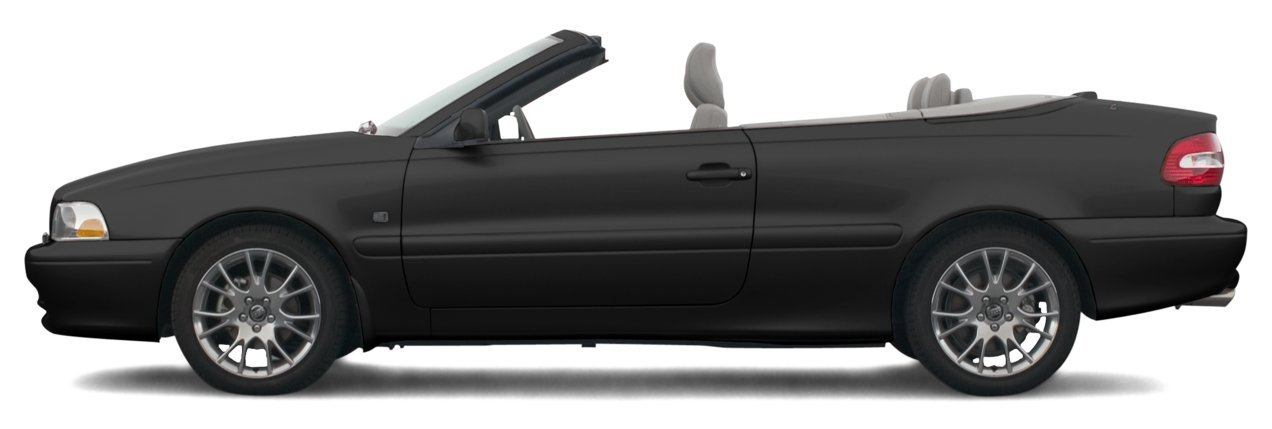 ... 2004 Volvo C70, 2-Door Convertible 2.3L Turbo Manual Transmission ...