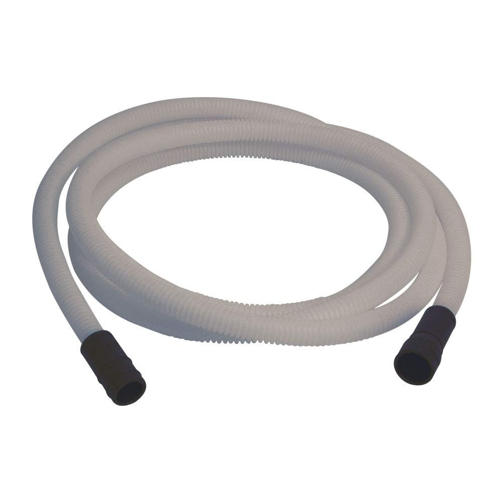 Universal Stepped Ends Corrugated Flexible Poly Tubing LASCO 16-1904 Dishwasher Drain Hose 5//8 ID x 7//8 OD 78-Inches Long