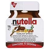 Las porciones individuales de Nutella - 240 x porción 15g