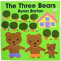 Constructive Playthings HR-23 The Three Bears - Hardcover Book [並行輸入品]