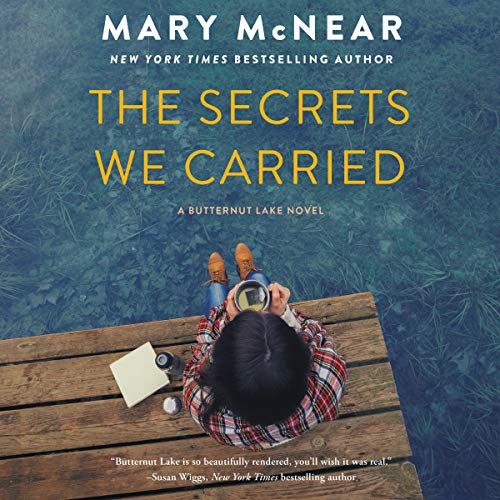 The Secrets We Carried audiobook cover art