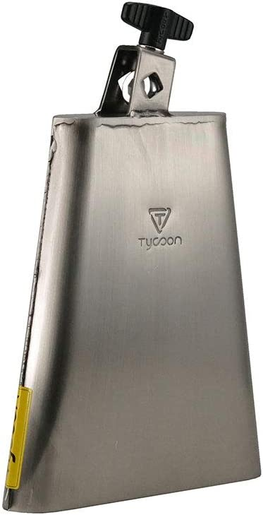 Tycoon Product Percussion TWT-BC Brushed New products world's highest quality popular Timbale Mambo Bell Chrome