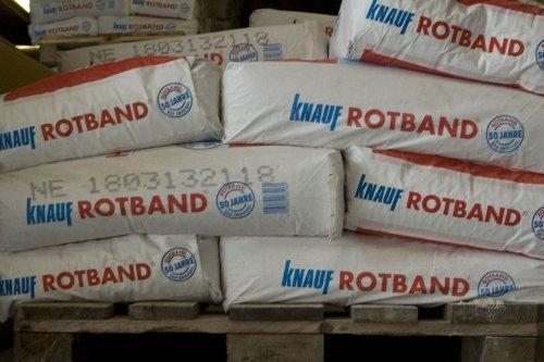 Knauf Rotband Haftputzgips 30 kg (40)