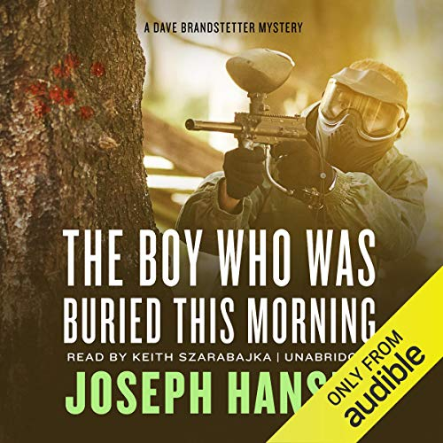 Page de couverture de The Boy Who Was Buried This Morning