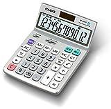 カシオ DF-120GT-N デスク型電卓12桁グリーン購法適合商品 1個