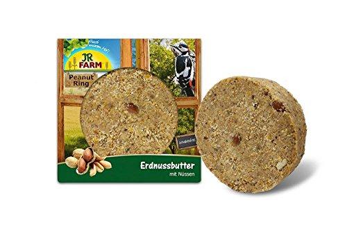 JR Garden Beurre de cacahuète avec noix