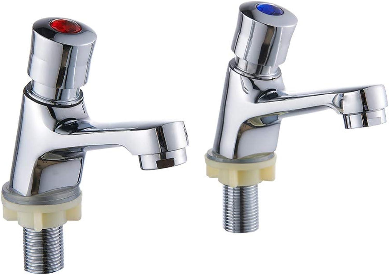 VIOYO Wasserhahn Wasserhahn 2 Teile Satz Deck Montiert Messing Becken Wasserhahn Bad Wasserhahn Vanity Vessel Sinks Mischbatterie