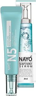Nayo Sparkling Scalp Energy Serum 20ml/0.7oz | Scalp Treatment | Propolis | Peppermint Oil | Scalp Nourishing | Daily Care...
