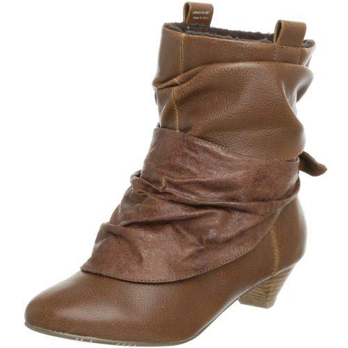 Not Rated Damen Bandana Bandit Boot, Braun (hautfarben), 40 EU