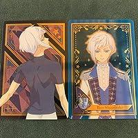 スケートリーディングスターズ 篠崎怜鳳 メタルカード 2点セット