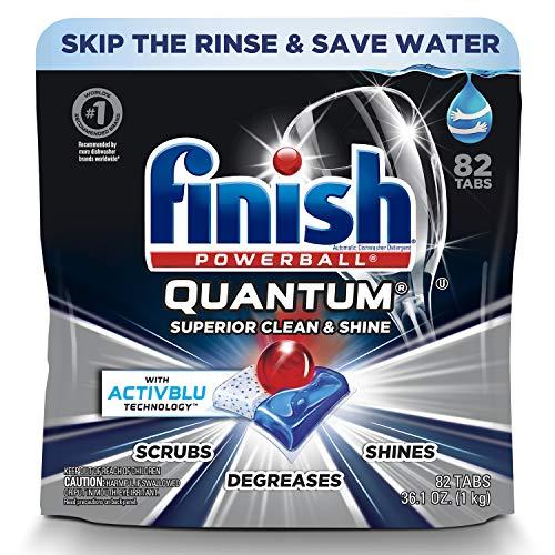 Most Effective Dishwasher Detergents