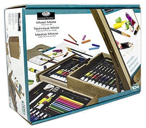 Royal & Langnickel REA6000 - Set da pittura, 104 pz.