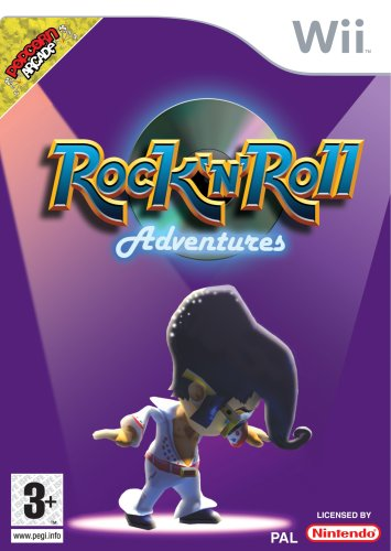 Rock'n'roll adventures [import anglais]