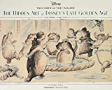 They drew as they pleased - Hidden art of Disney golden age Part II: the 1940s