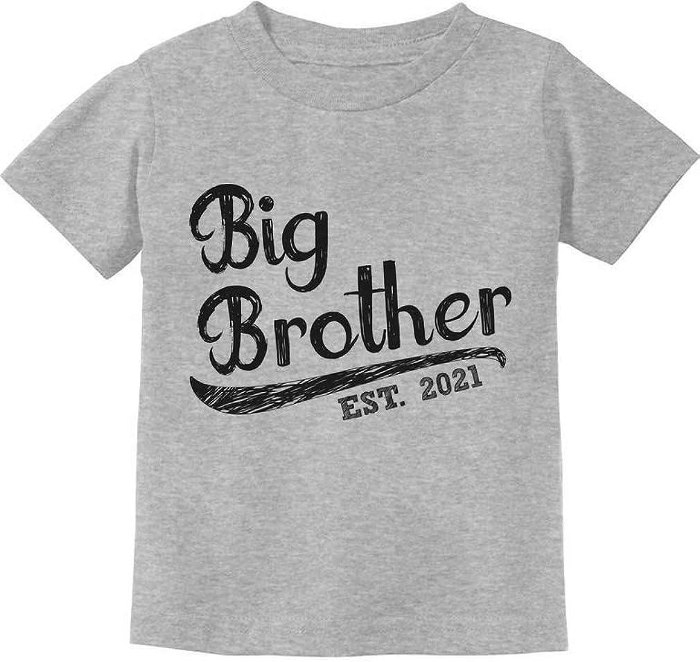 Gift for Big Brother 2021 Boys Infant Kids T-Shirt