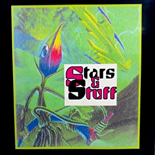 Stars & Stuff audiobook cover art