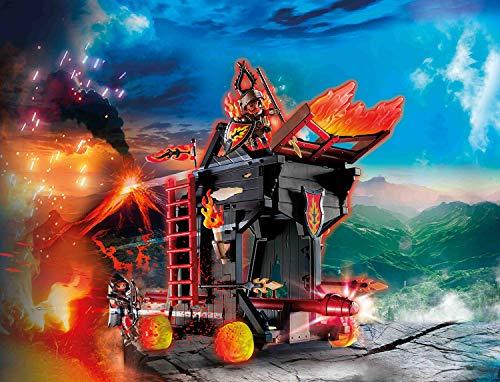Torre de fuego de los bandidos Playmobil – Novelmore (70393)