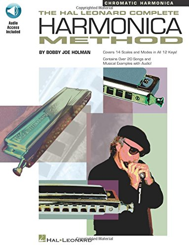 The Hal Leonard Complete Harmonica Method - Chromatic Harmonica