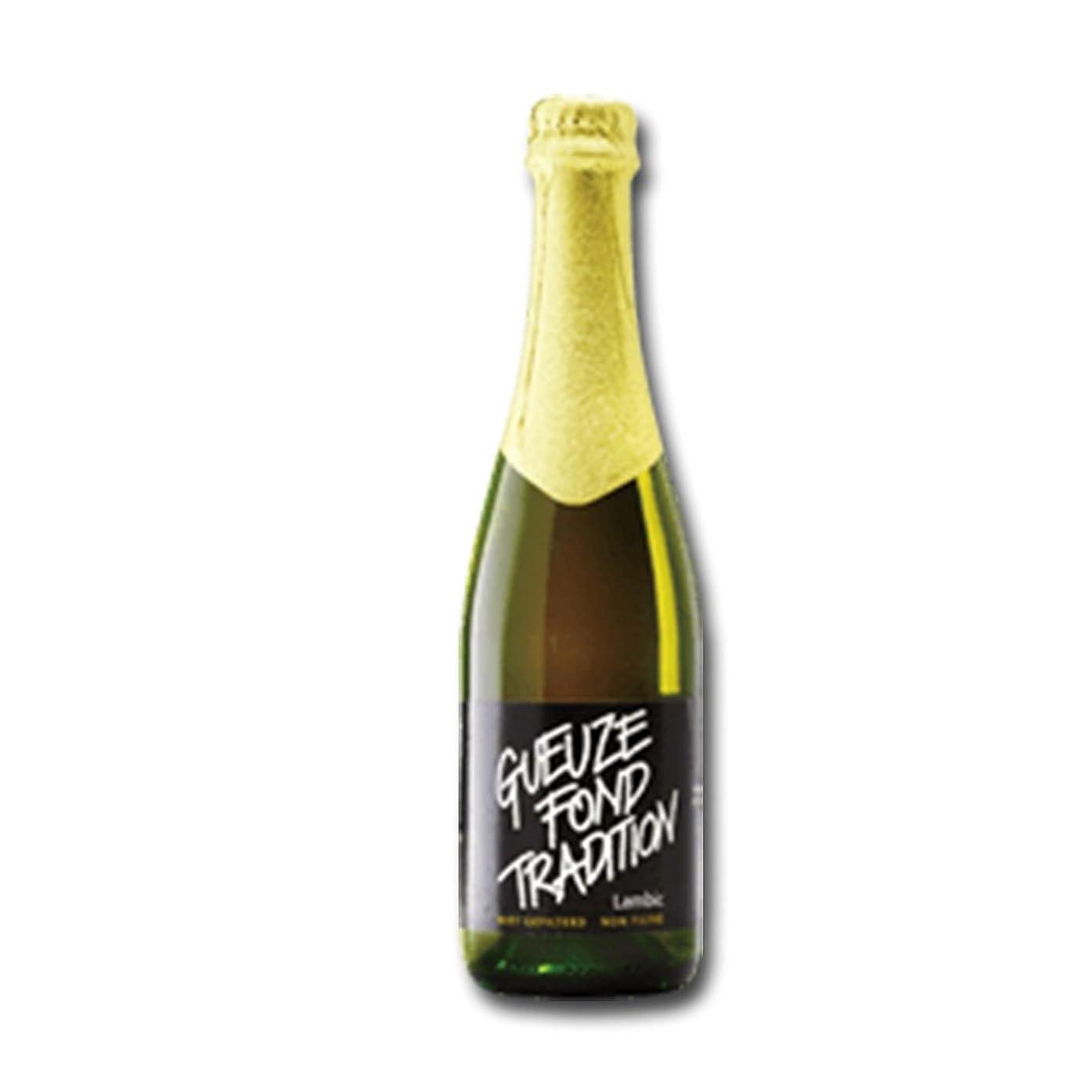 まあどういたしまして反抗グーズフォントラディション 5度 375ml 12本セット(1ケース) 瓶 ベルギー ビール [並行輸入品]