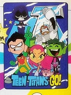 DC Comics Teen Titans Go,