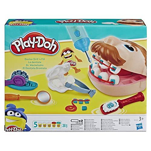 Play-Doh Le Dentiste - Pasta modellabile