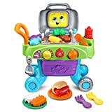 LeapFrog Smart Sizzlin' BBQ Grill, Multicolor