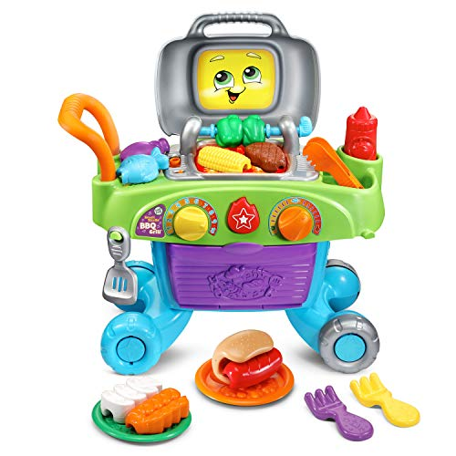 LeapFrog Smart Learning Sizzlin' BBQ Grill Toy $20 + Free Shipping w/ Prime or Orders $25+
