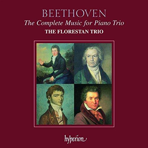 Beethoven: Oeuvres Pour Trio Avec Piano (Intégrale)