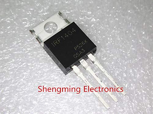 10 STÜCKE IRF1404 TO-220 Mosfet Transistor