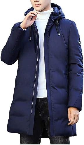 Veste en Duvet pour Homme en Plein Air pour Homme, Veste en Duvet pour Homme Légère Et Idéale par Temps Froid (Taille   XL)