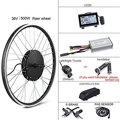 TypeBuilt E-Bike Conversion Kit 20