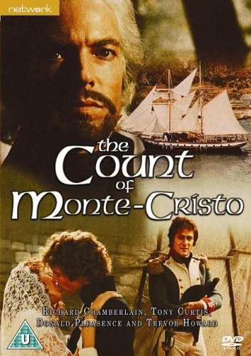 The Count Of Monte Cristo [Reino Unido] [DVD]