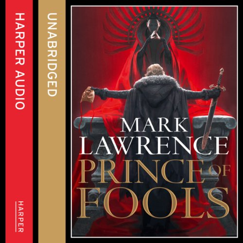 Prince of Fools: Red Queen's War, Book 1
