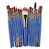 18/15pcs Makeup Brushes Set Profesional Foundation Blusher Eyeshadow Lips Make up Brush Cosmetic Set Kit Pincel maquiagem
