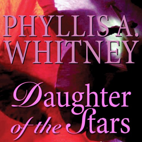 Daughter of the Stars audiobook cover art