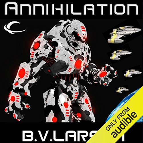 Annihilation audiobook cover art