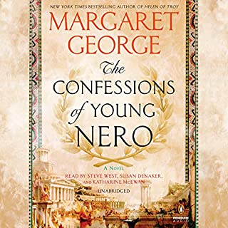 The Confessions of Young Nero audiobook cover art