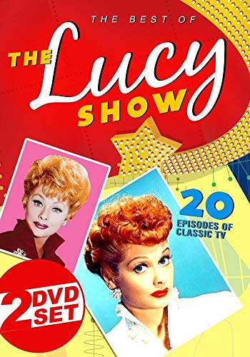 The Best of The Lucy Show - 20 Episodes of Classic Television (2 Disc Set)