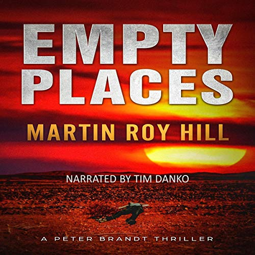 Empty Places audiobook cover art