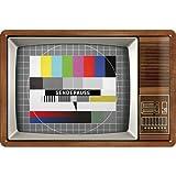 Nostalgic Art Blechschild 20x30 cm, Bunt, 20x30